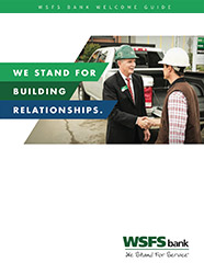 WSFS Bank Business Welcome Guide