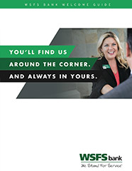 WSFS Bank Consumer Welcome Guide